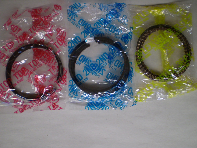 SUZ PISTON RINGS F5A