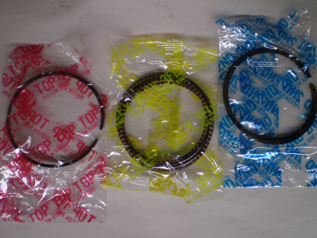SUZ PISTON RINGS F6A