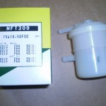 suz fuel filter